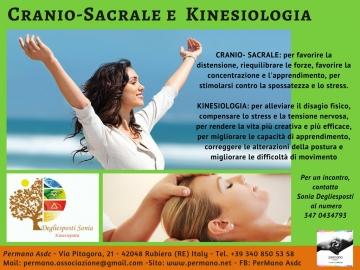 Cranio-Sacrale e Kinesiologia