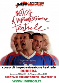 Improvvisazione Teatrale